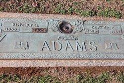 Bertha June <i>Rogers</i> Adams