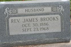 Rev James Brooks