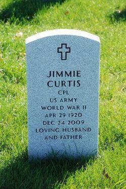 Jimmie Curtis