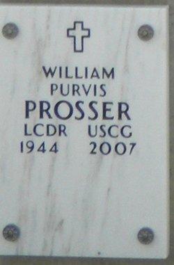 William P Prosser