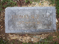 Thomas H. Baker