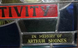 Arthur George Shones