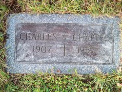 Charles A. Charley Chappel