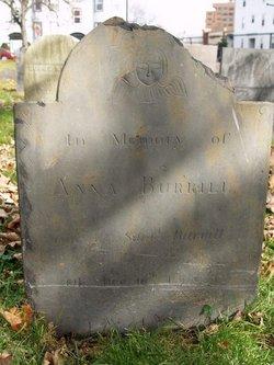 Anna <i>Alden</i> Burrill