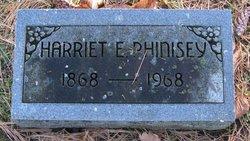 Harriet E. Hattie <i>Clark</i> Phinisey