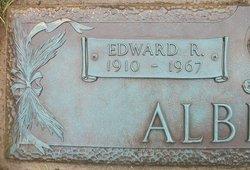Edward R. Albright