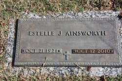 Estelle Jean <i>Carpenter</i> Ainsworth