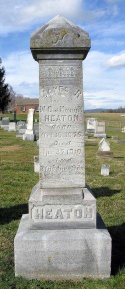 James R Heaton