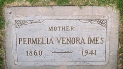 Permelia Venora <i>Blair</i> Imes