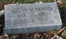 Edgar M. Heafer