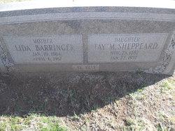 Lida Alice <i>Jackson</i> Barringer