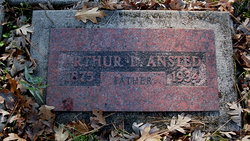Arthur Leroy Ansted