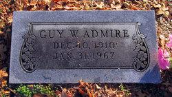 Guy Weldon Admire