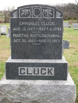 Emanuel Cluck