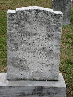 Harriet Susannah <i>Deardorff</i> Cluck