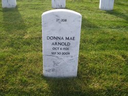 Donna Mae <i>Johnson</i> Arnold
