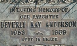 Beverly Kay Anderson