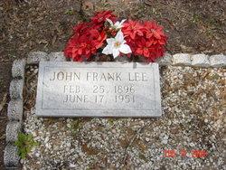 John Frank Lee