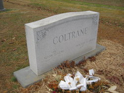 Alton Eugene Gene Coltrane