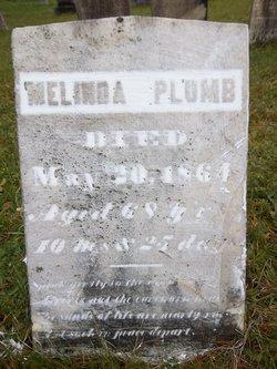 Melinda <i>Richardson</i> Plumb