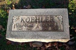 Henry J. Koehler