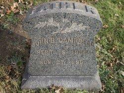 John Broughton Campbell