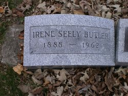 Irene <i>Seely</i> Butler