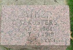 Gerrit Willem Kosters