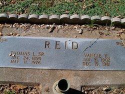 Vancie K. Reid