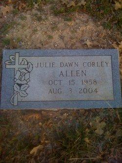 Julie Dawn <i>Corley</i> Allen