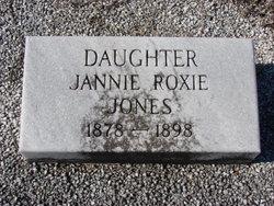 Jannie Roxie Jones