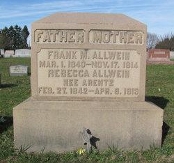 Rebecca <i>Arentz</i> Allwein