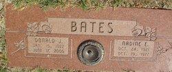 Donald J Bates