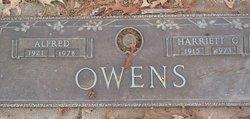 Harriett C Owens