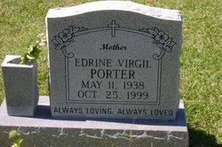 Edrine <i>Virgil</i> Porter