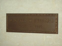 Dr Winifred <i>Willis</i> O' Donnell