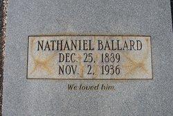 Nathaniel Ballard