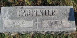 Avery E Carpenter