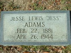 Jesse Lewis Jess Adams