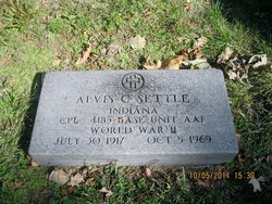 Alvis C Settle