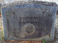Eliza Eugenia Tad <i>Hall</i> Chapman
