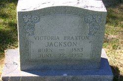 Victoria <i>Braxton</i> Jackson