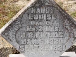 Nancy Louise Fields