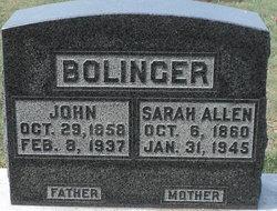 John Alexander Bolinger