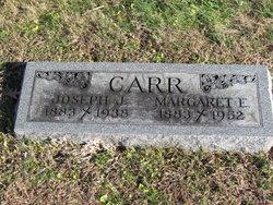 Margaret E Carr