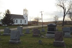 Loran Cemetery Salem UCC