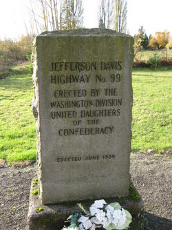 Jefferson Davis Highway Monument