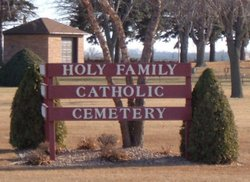 East Chain Holy Family Catholic Cemetery