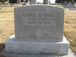 Lana Dubois <i>Mapes</i> Hill