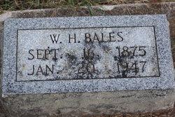 William Howard Bales